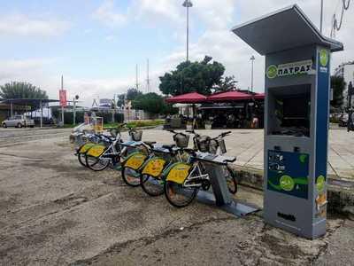 Τα κοινόχρηστα ποδήλατα μπαίνουν ξανά στην καθημερινότητα της Πάτρας