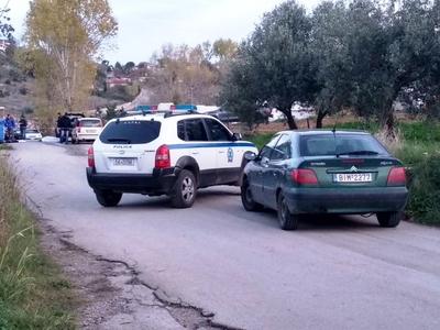 Θήβα: Νεκροί πατέρας και γιος μετά από άγρια συμπλοκή με πυροβολισμούς