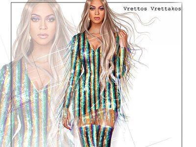 Η Beyonce φόρεσε ξανά Βρεττό Βρεττάκο κα...