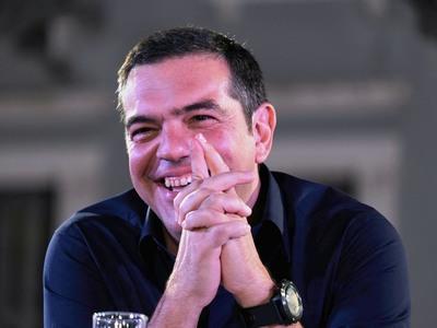 Αλέξης Τσίπρας: Πληκτρολόγησε isyriza.gr και γίνε μέλος