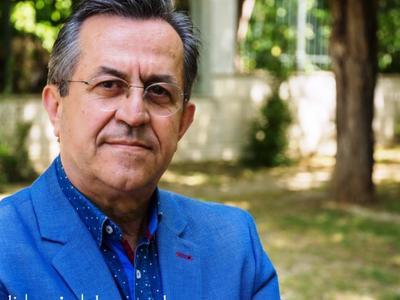 Νίκος Νικολόπουλος: Αφοσιωμένος στις αρχές του ο Γιάννης Καρβέλης