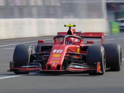 Φόρμουλα 1: Ο Λεκλέρκ έσπασε το ρόδι για τη Ferrari στη Μόντσα