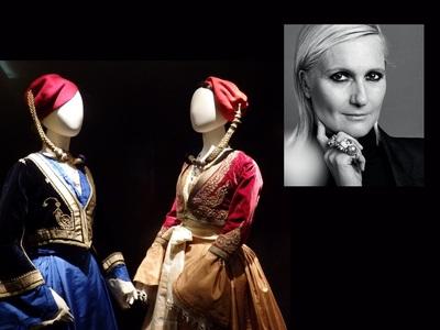 Dior: Η Maria Grazia Chiuri στρέφει το β...
