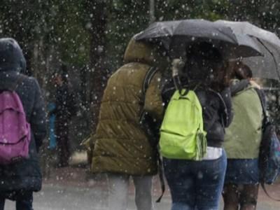 Ξαφνική επιδείνωση του καιρού σήμερα - Πού αναμένονται ισχυρά φαινόμενα