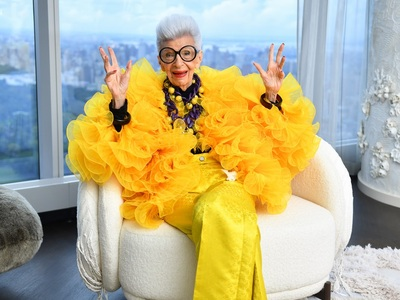 Iris Apfel: Το νέο είδωλο της H&M έκ...
