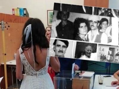Γηραιός Κρητικός άντεξε, πήγε στο γάμο της εγγονής του & την επόμενη πέθανε