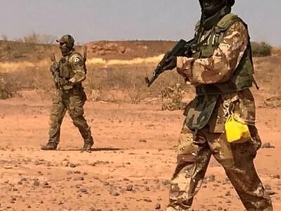 Μακελειό στην Μπουρκίνα Φάσο: Ένοπλοι σκ...