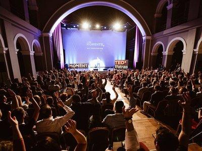Σήμερα το 5ο TEDxPatras με περισσότερους...