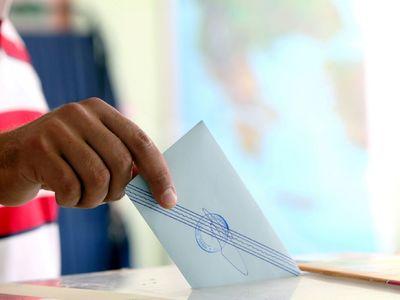 Δυτ. Ελλάδα: Σε 1.693 Εκλογικά Τμήματα οι επαναληπτικές εκλογές