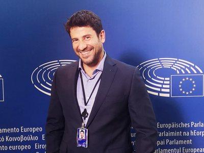 Ο Αλέξης Γεωργούλης κληρώνει ταξίδι στις Βρυξέλες – ΒΙΝΤΕΟ