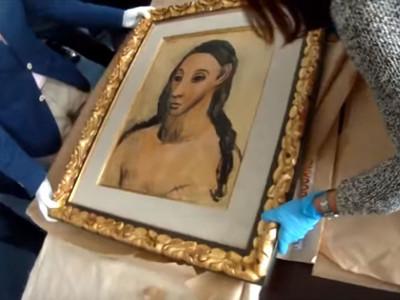 Πρόστιμο 52εκ. σε πρώην τραπεζίτη που έβγαλε λαθραία από την Ισπανία πίνακα του Πικάσο