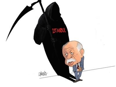 Οι εκλογές στην Κωνσταντινούπολη και ο Ερντογάν με το πενάκι του Dranis