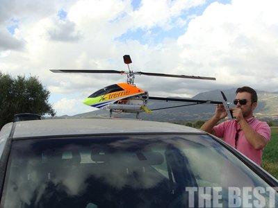 """Ξεχάστε τα drone και δείτε τι... """"κάνουν"""" τα τ/κ ελικόπτερα στην Πάτρα - Εντυπωσιακές εικόνες - ΒΙΝΤΕΟ"""