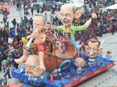 Πάτρα: Ανυπολόγιστης αξίας προβολή του Καρναβαλιού από το BBC - Δείτε το βίντεο