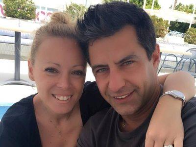 Οι φωτογραφίες και το συγκινητικό μήνυμα της συζύγου του Κωνσταντίνου Αγγελίδη  για την ονομαστική του εορτή
