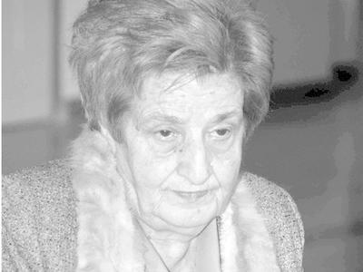Έφυγε από τη ζωή η Μαρία Μασσαρά