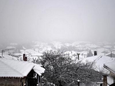 Νέο κύμα κακοκαιρίας από τη νύχτα - Βροχές  καταιγίδες και χιόνια και στα ορεινά της Αχαΐας