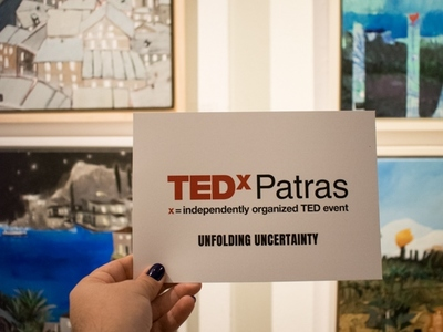To TEDxPatras στην Cube Gallery - ΦΩΤΟ