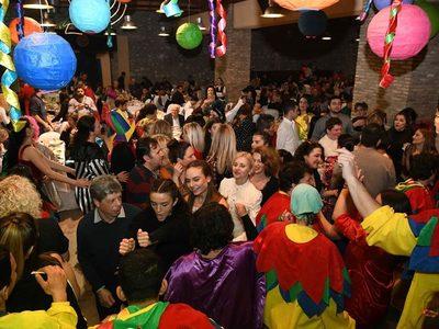 Την Κυριακή 23 Φεβρουαρίου ο καρναβαλικός χορός του δημάρχου Πάτρας