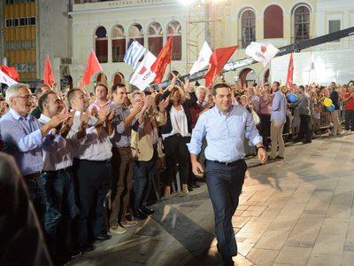 Με ονόματα-έκπληξη από Αχαΐα η Επιτροπή Ανασυγκρότησης του ΣΥΡΙΖΑ