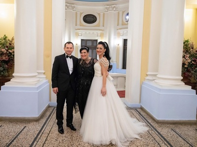 Diamond Events: Η πρώτη επιλογή των ζευγαριών που παντρεύονται, δείτε πολλά στιγμιότυπα