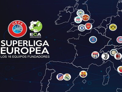 Γιατί δεν πέρασε της European Super League