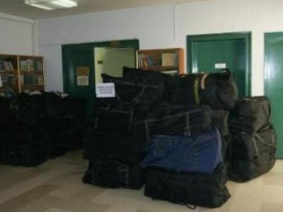 """Δυτική Ελλάδα: Σκηνές... Σικάγου σε Αντίρριο και Μακύνεια - Πως η Αστυνομία έστησε """"μπλόκο"""" στο φορτηγάκι που μετέφερε 1.400 κιλά χασίς!"""