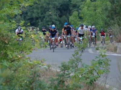 Ναυπακτία: Γέμισε από ποδήλατα η Άνω Χώρα