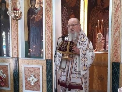 Μητροπολίτης Αιτωλίας: Το ιερό Λείψανο του Αγ. Κοσμά υπενθυμίζει τους αγώνες για την διαφύλαξη της ταυτότητας μας