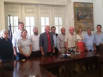 Αυτοί είναι οι νέοι αντιδήμαρχοι του Κώστα Πελετίδη
