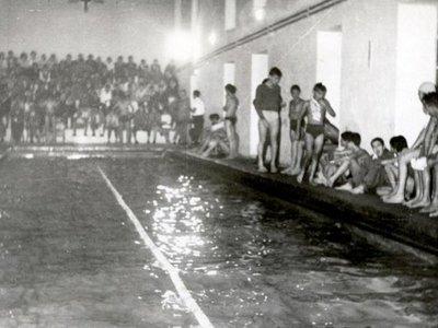 Το πρώτο κλειστό κολυμβητήριο στην Ελλάδα