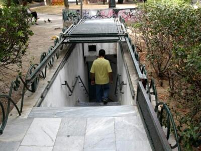 Πάτρα: Κλείνουν οι δημόσιες τουαλέτες στην πλατεία Όλγας