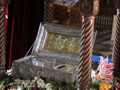 Στον Άγιο Νικόλαο Αντιρρίου το χέρι της Μαρίας Μαγδαληνής
