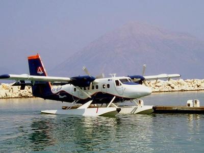 Στη Δυτική Ελλάδα το πρώτο δίκτυο υδροπλάνων της χώρας - Την Άνοιξη του 2019 ανοίγουν... φτερά