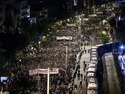 Συλλαλητήριο για το Πολυτεχνείο στην Αθή...