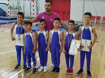Η ενόργανη γυμναστική έχει μέλλον στην Πάτρα