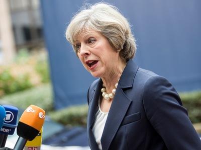 Παράταση ως τον Ιούνιο για το Brexit ζητά η Τερέζα Μέι