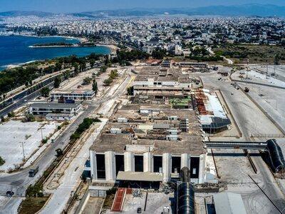 Ξεκινούν οι εργασίες στο Ελληνικό