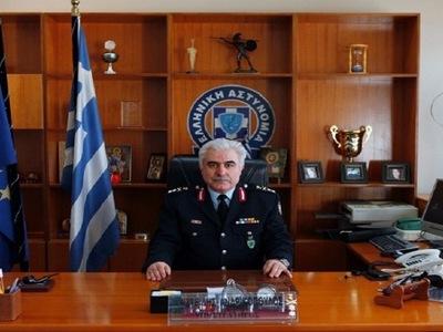 Στην Πάτρα σήμερα ο αρχηγός της ΕΛ.ΑΣ. Άρης Ανδρικόπουλος