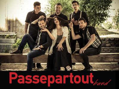 Οι Passepartout την Πέμπτη 13 Ιουνίου στον ΚΗΠΟ του Royal