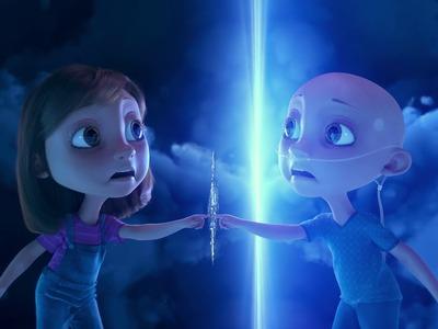 Ένα συγκινητικό animation αφιερωμένο στα παιδιά που παλεύουν με τον καρκίνο