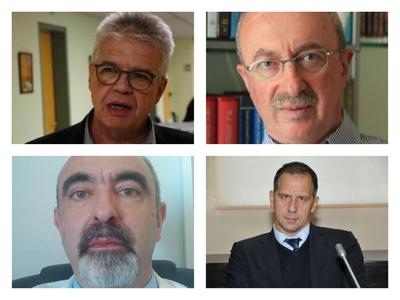 Οι υποψήφιοι για την Προεδρία του Τμήματ...