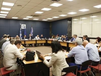 Συνάντηση Κικίλια με τους παραιτηθέντες διοικητές των υγειονομικών περιφερειών