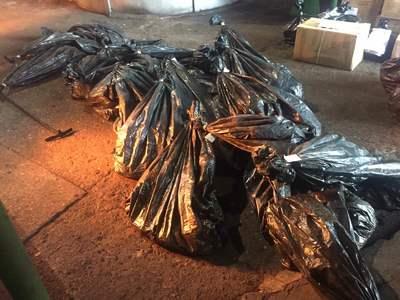 Πάτρα: Στη φωτιά πάνω από 18 κιλά ηρωίνη...