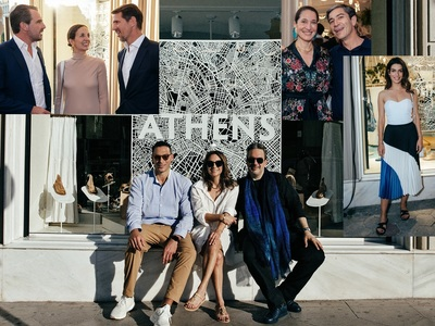 Ancient Greek Sandals: Απέκτησαν το πρώτο τους κατάστημα στην Αθήνα!