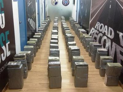 Αστακός: Πάνω από 50 εκατ. ευρώ τα κέρδη από τους 1,2 τόνους κοκαΐνης