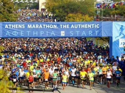Νέο ιστορικό ρεκόρ συμμετοχών σε όλες τις διαδρομές του Μαραθωνίου της Αθήνας