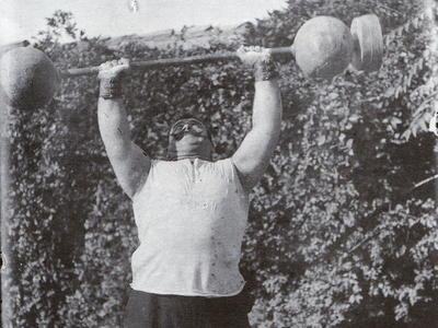 Οι αθλητές της Πάτρας στην Μεσολυμπιάδα του 1906