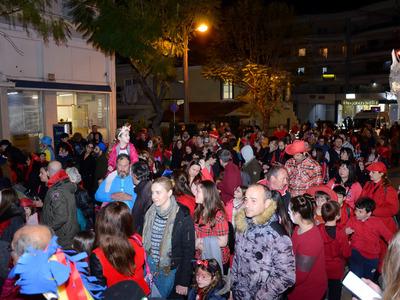 Καρναβαλική παρέλαση απόψε στην Αγυιά