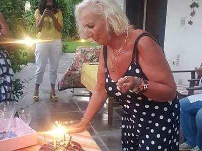 Λιολιώ Κολυπέρα: Τα τελευταία γενέθλια π...